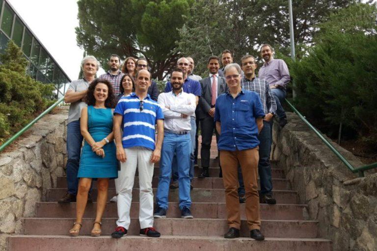 2nd F2F Meeting in Madrid, Spain | October, 2017