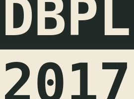 CloudDBAppliance article presented at DBPL 2017