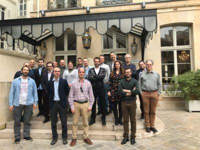 1st Workshop in Paris, France   March, 2017