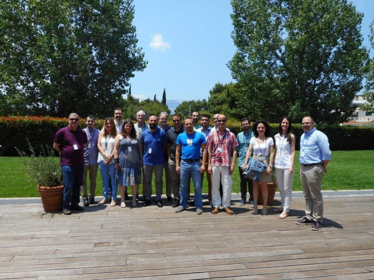 1st F2F Meeting in Athens, Greece | June, 2017