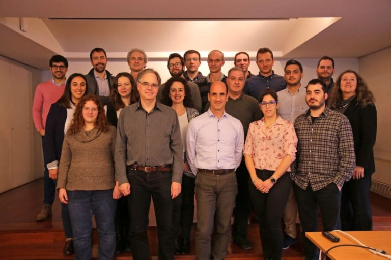 3rd F2F Meeting in Porto, Portugal | March, 2018