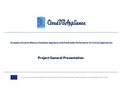 Project General Presentation