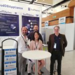 CloudDBAppliance was presented at Forum Teratec 2018
