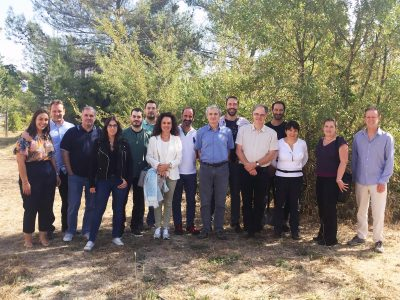 4th F2F Meeting in Montpellier, France   September, 2018