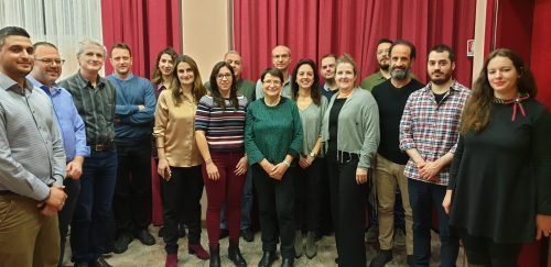 5th F2F Meeting in Milan, Italy | February, 2019