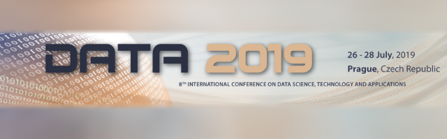 2nd ADITCA Workshop accepted for DATA 2019